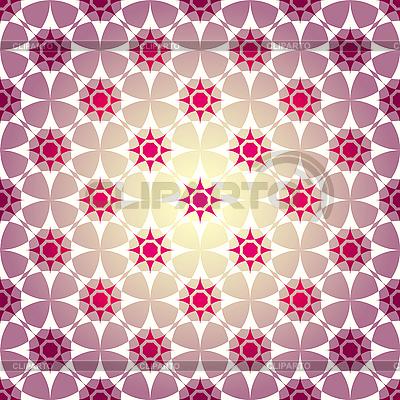 Nahtloses lila geometrisches Muster | Stock Vektorgrafik |ID 3089995