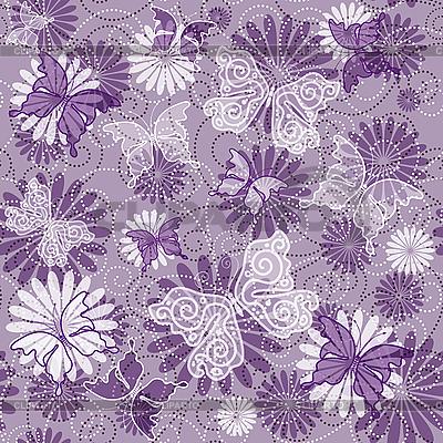 фиолетовые узоры на ворд - Скачать бесплатно без