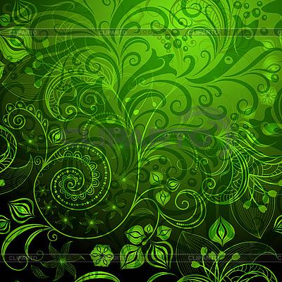 Векторная графика › цветочные узоры