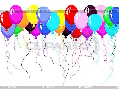 Luftballons | Stock Vektorgrafik |ID 3083181