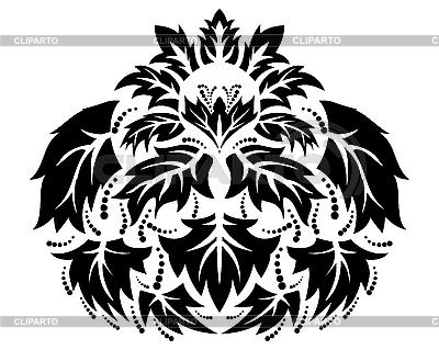 Gothisches florales Pattern | Stock Vektorgrafik |ID 3087263