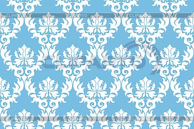 Nahtloses Damast-Muster | Stock Vektorgrafik |ID 3088061