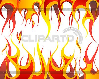 Background fire | Klipart wektorowy |ID 3157229