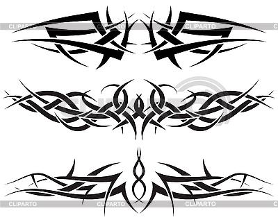 клипарт татуировки: