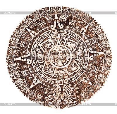 Azteken-Kalender | Foto mit hoher Auflösung |ID 3233197