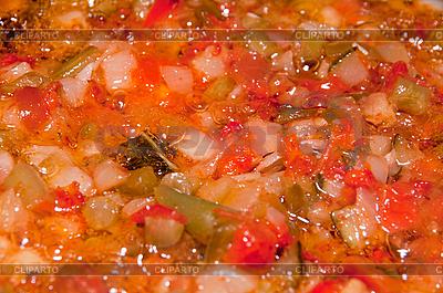 Kochen von Gemüse | Foto mit hoher Auflösung |ID 3083714