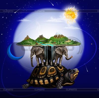 Alte Erde | Illustration mit hoher Auflösung |ID 3305365