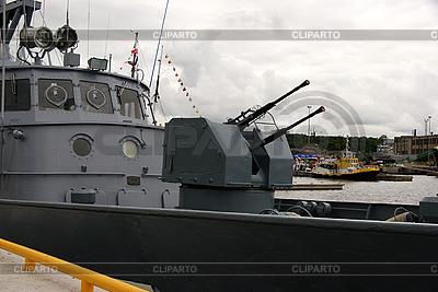 Kriegsschiff | Foto mit hoher Auflösung |ID 3087628