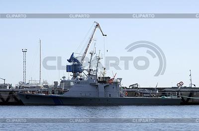 Okręt wojenny | Foto stockowe wysokiej rozdzielczości |ID 3213972