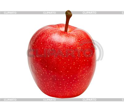 Czerwone jabłko | Foto stockowe wysokiej rozdzielczości |ID 3104458