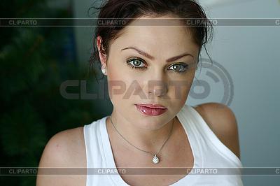 Junge Frau   Foto mit hoher Auflösung  ID 3088434