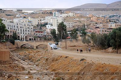 Stadt Petra in Jordanien | Foto mit hoher Auflösung |ID 3118444