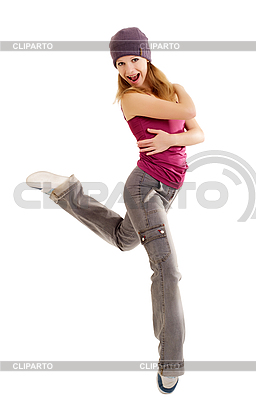 Tänzerin | Foto mit hoher Auflösung |ID 3123676