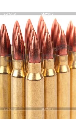 Kilka amunicja do broni automatycznej | Foto stockowe wysokiej rozdzielczości |ID 3089940
