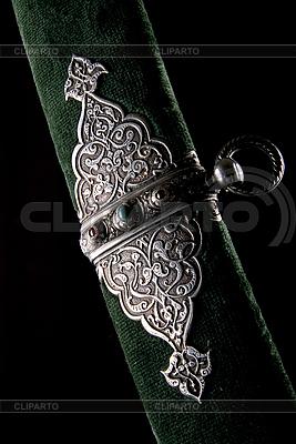 Antike Scheide Säbel | Foto mit hoher Auflösung |ID 3090984