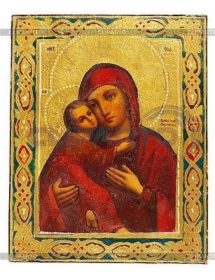 Alte orthodoxe Ikone | Foto mit hoher Auflösung |ID 3116129