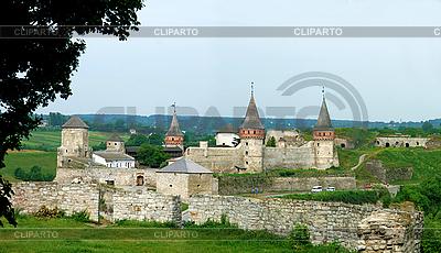 Alte Festung in Kamjanez-Podilskyj | Foto mit hoher Auflösung |ID 3090905