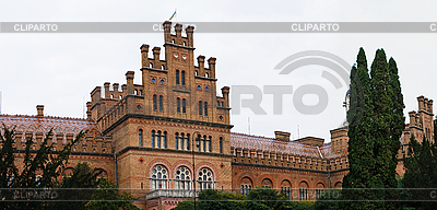 切尔诺夫国家univercity | 高分辨率照片 |ID 3092365