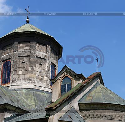 Alte armenische Kirche in Lemberg | Foto mit hoher Auflösung |ID 3092386