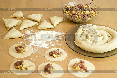 Kochen von Samsa | Foto mit hoher Auflösung |ID 3090543