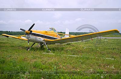 Легкий самолет  | Фото большого размера |ID 3091153
