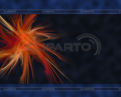 Abstrakter blauer Hintergrund | Illustration mit hoher Auflösung |ID 3091598
