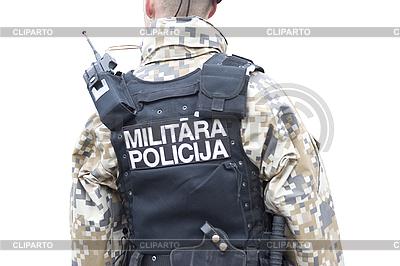 Żandarmeria Wojskowa | Foto stockowe wysokiej rozdzielczości |ID 3103836