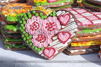 Herbatniki w postaci serca | Foto stockowe wysokiej rozdzielczości |ID 3124470