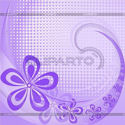 lila hintergrund mit blumen illustration mit hoher aufl sung cliparto. Black Bedroom Furniture Sets. Home Design Ideas