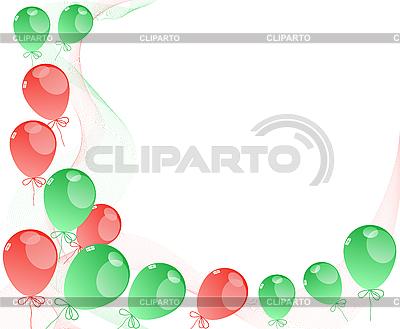 Balonów | Klipart wektorowy |ID 3108829