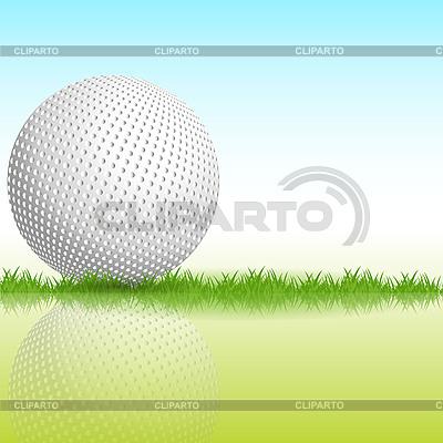 Golf   Klipart wektorowy  ID 3130889