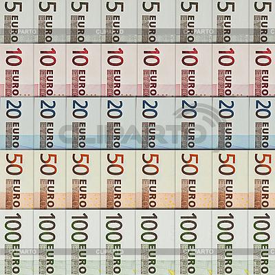 Hintergrund von Euro-Banknoten | Foto mit hoher Auflösung |ID 3159485