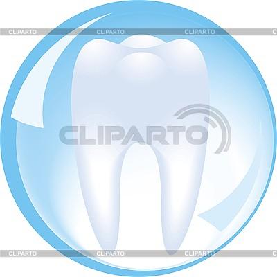 Ząb | Klipart wektorowy |ID 3107506