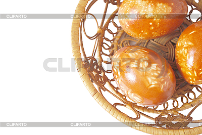 Bemalte Ostereier | Foto mit hoher Auflösung |ID 3115541