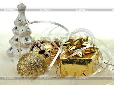 圣诞装饰品 | 高分辨率照片 |ID 3105226