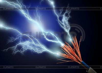 Blitz | Foto mit hoher Auflösung |ID 3107317