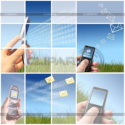 Kommunikation Konzept | Foto mit hoher Auflösung |ID 3107320