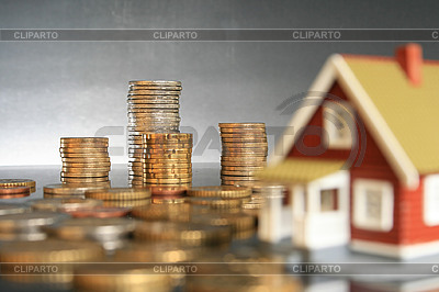 Inwestowanie w nieruchomości koncepcji | Foto stockowe wysokiej rozdzielczości |ID 3108303