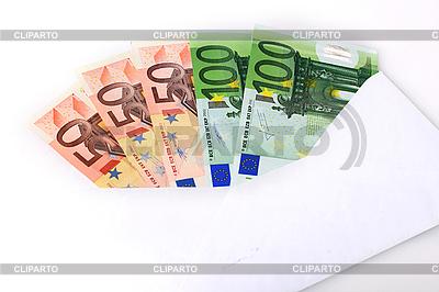 Geld im Umschlag | Foto mit hoher Auflösung |ID 3108324