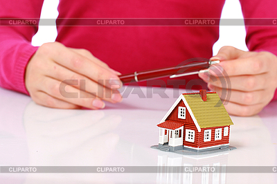 Immobilien | Foto mit hoher Auflösung |ID 3108379