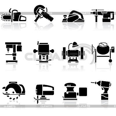 белые иконки: