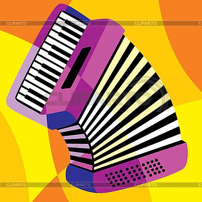Harmonijka | Klipart wektorowy |ID 3109589