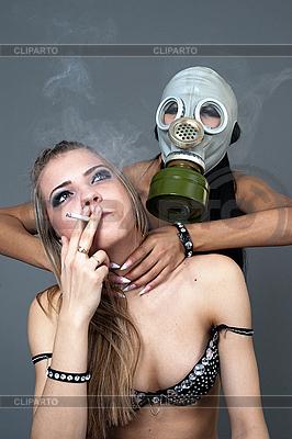 흡연은 건강을 해친다 | 높은 해상도 사진 |ID 3128782