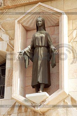 Figura Matki Boskiej | Foto stockowe wysokiej rozdzielczości |ID 3200888
