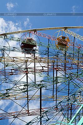 Riesenrad | Foto mit hoher Auflösung |ID 3113673