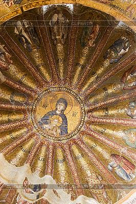 Interior view of Chora church in Istanbul | Foto stockowe wysokiej rozdzielczości |ID 3113843