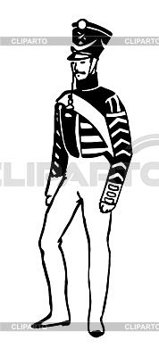 Grenadier | Klipart wektorowy |ID 3115023