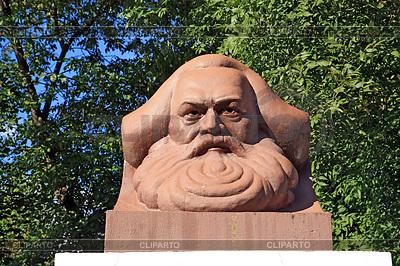 Karl Marks pomnik | Foto stockowe wysokiej rozdzielczości |ID 3245478