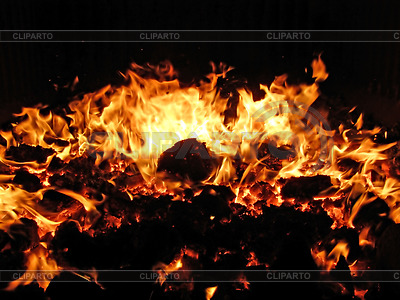 feuer im ofen foto mit hoher aufl sung cliparto. Black Bedroom Furniture Sets. Home Design Ideas
