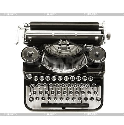 Antike Schreibmaschinend | Foto mit hoher Auflösung |ID 3239424